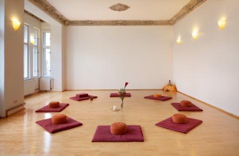 Yoga-Raum